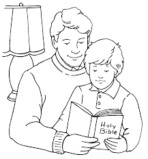 father u0027s day coloring page coloring pages for kids pinterest