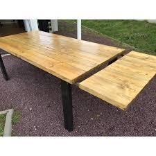 table de cuisine avec rallonge décoration table cuisine avec rallonges 29 nantes table