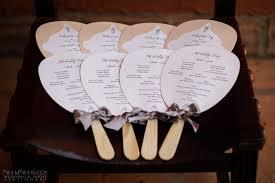 paddle fans wedding paddle fans real weddings stationery by nulki nulks