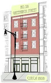 331 greenwich st in tribeca sales rentals floorplans streeteasy