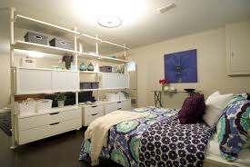unfinished basement decorating ideas pictures