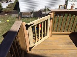 deck gate designs winsome wooden porch gate plans for fence gate