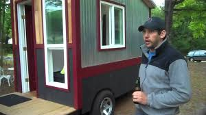 How Big Is 320 Square Feet by A 60 Square Foot Tiny House Camper Cabin On Wheels With A Shower