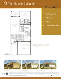 Del Webb Floor Plans by Solera Floor Plans Sean Mccrory