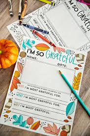 first thanksgiving printables updated