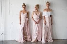 joanna august bridesmaid pretty in pink joanna august bridesmaid dress collection