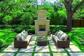 interior entrancing mid century modern landscaping ideas