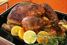 the simple skillet roasted turkey with citrus seasonings