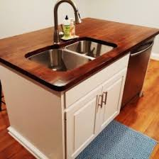amish kitchen islands solid hardwood custom made country lane