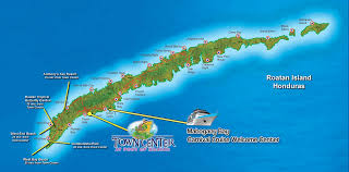 Map Of Eastern Caribbean by Roatan Island Travel Information Discover Roatan Excursions U0026 Tours