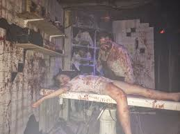 Halloween Haunted Houses Nyc by Blood Manor 2014 Review The Jaded Viewer