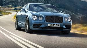 bentley blacked out bentley u0027s flying spur w12 s delivers torque with a side of