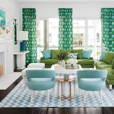 chevron rug living room blue and green living room with blue chevron rug contemporary