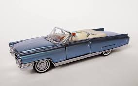 1963 cadillac american icons 1 43 collection 1963 cadillac eldorado convertible
