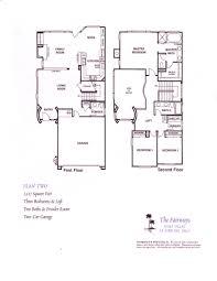 sterling hills floor plans