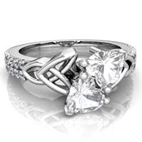 topaz engagement ring white topaz engagement rings rings in 14k gold