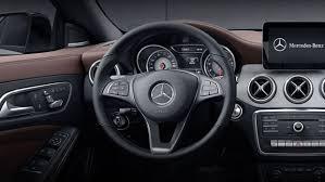 at mercedes usa 2018 cla250 4 door coupe mercedes