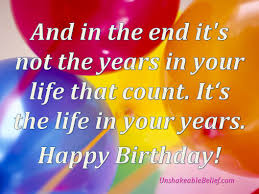 Loving Happy Birthday Quotes by 125 Inspirational Happy Birthday Quotes And Wishes With Images