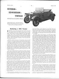 veteran edwardian vintage motor sport magazine archive