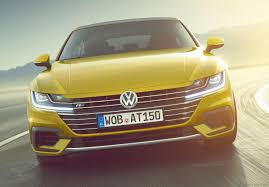 volkswagen arteon rear can vw pull away bmw u0026 mercedes buyers with their arteon u2013 drive
