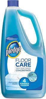 pledge floor care multi surface concentrate pledge