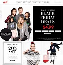 h u0026m black friday 2017 ad sale u0026 deals