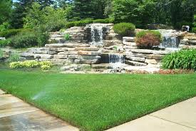 a backyard 50 pictures of backyard garden waterfalls ideas designs
