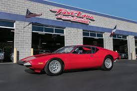 porsche rwb supreme 1973 de tomaso pantera fast lane classic cars