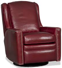 leather swivel glider chair bradington young norah leather swivel glider recliner 7338 sg
