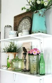 kitchen shelf decorating ideas plant shelf decorating ideas cheap utnavi info