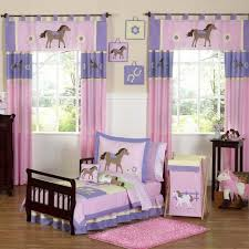 chambre fille cheval rideau chambre fille kirafes