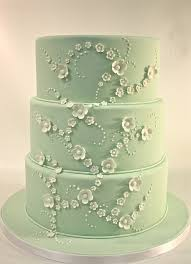 wedding cakes pictures pastel green wedding cake