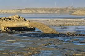 tar sands related tailings ponds are among the largest toxic