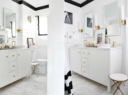 bathroom trim ideas unique painting ideas featuring black trim