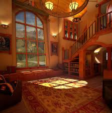 Storybook Homes Floor Plans Fairy Tale Cottage Interiors English Cottage House Plans