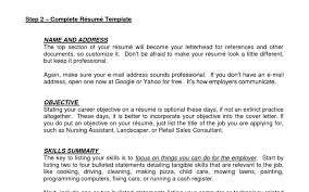 resume glamorous resume resume objectives examples by chevarbryson