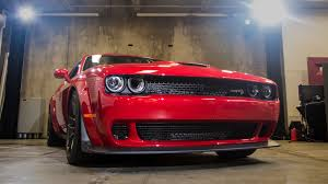 widebody muscle cars dodge challenger hellcat widebody news videos reviews and gossip