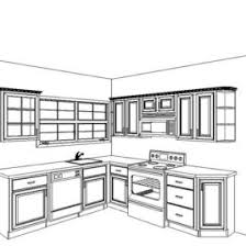 Kitchen Floor Plans Designs Kitchen Floor Plans Brilliant Kitchen Floor Plans With Wood Small