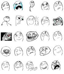 Meme Face Comics - meme faces commadot com