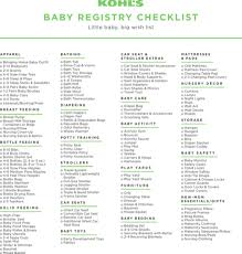 baby gift registry list pictures on wedding registry checklist pdf curated quotes