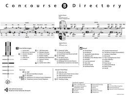 Atlanta Airport Concourse Map by Atlanta Hartsfield Jackson Airport Maplets