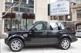 black land rover lr4 2010 land rover lr4 stock m326a for sale near chicago il il