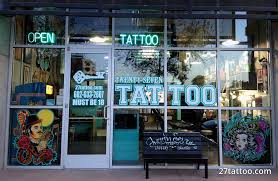 27 tattoo studio