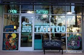 27 tattoo studio