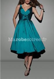 robe turquoise pour mariage robe de soirée cérémonie robe de mariage sur mesure 5026