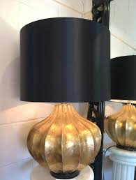 lamps amazing gold lamp with black shade black table lamp base