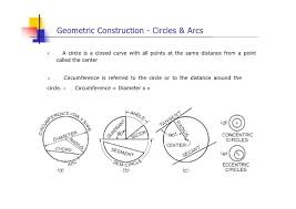 engineering drawing geometric construction lesson 4
