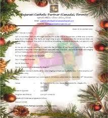 gujarati catholic parivar canada toronto has organized 2013