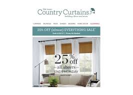 Country Curtains Coupon Codes Country Curtains Promo Code December 2017 Integralbook Com