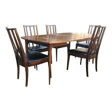 broyhill dining room sets broyhill brasilia dining room set chairish